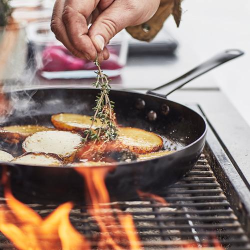 VARDAGEN - 平底煎鍋, 碳鋼 | IKEA 香港及澳門 - PE795748_S4
