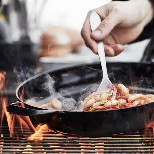 VARDAGEN - 平底煎鍋, 碳鋼 | IKEA 香港及澳門 - PE795750_S4