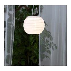 SOLVINDEN - 太陽能LED吊燈, 戶外/球形 白色 | IKEA 香港及澳門 - PE653855_S3