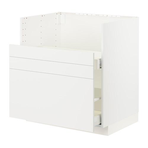 METOD/MAXIMERA bc f BREDSJÖN sink/2 fronts/2 drws