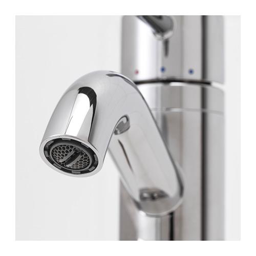 PILKÅN - wash-basin mixer tap with strainer, chrome-plated | IKEA Hong Kong and Macau - PE701042_S4