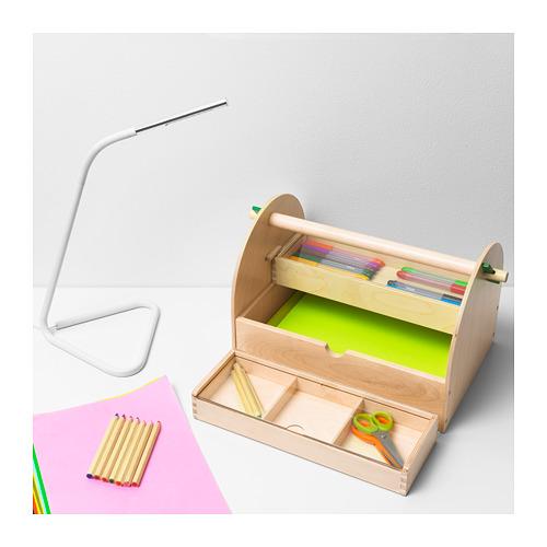 LUSTIGT - 畫具貯物, 木 | IKEA 香港及澳門 - PE654069_S4