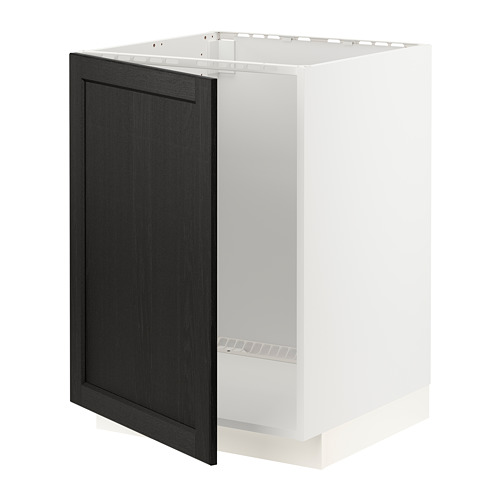 METOD base cabinet for sink