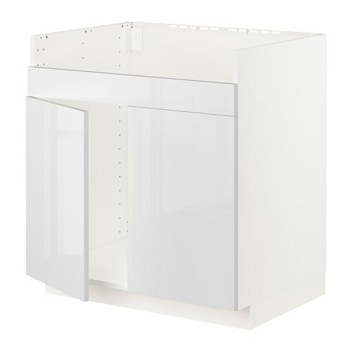 METOD - HAVSEN雙星盆底櫃, 白色/Ringhult 白色 | IKEA 香港及澳門 - PE796367_S4
