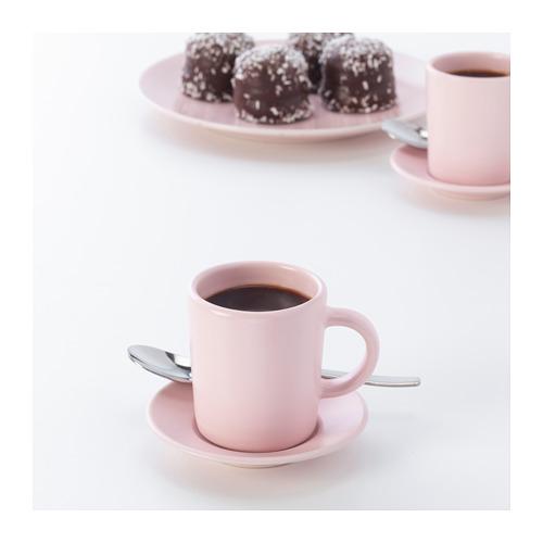 DINERA 意大利咖啡杯連碟
