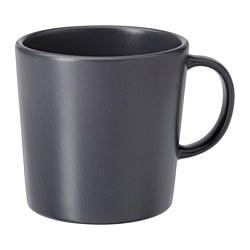 DINERA - 杯, 深灰色 | IKEA 香港及澳門 - PE701238_S3