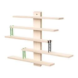 LUSTIGT - 上牆層架 | IKEA 香港及澳門 - PE654188_S3