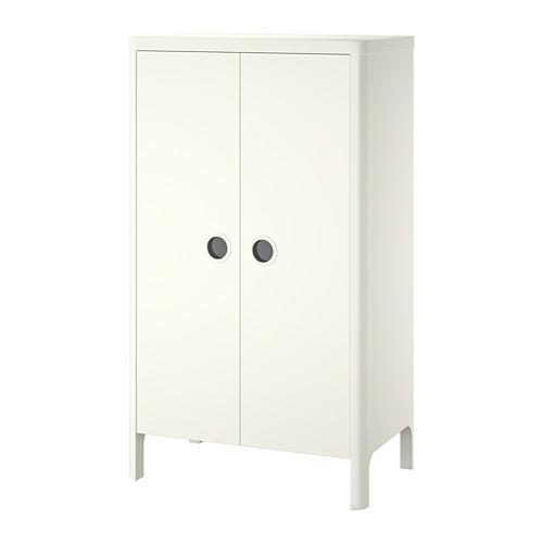 BUSUNGE - 衣櫃, 白色 | IKEA 香港及澳門 - PE701364_S4
