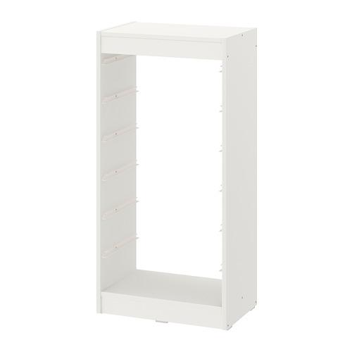 TROFAST - 櫃框, 白色 | IKEA 香港及澳門 - PE701333_S4