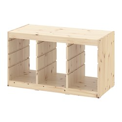 TROFAST - frame, light white stained pine | IKEA Hong Kong and Macau - PE701340_S3