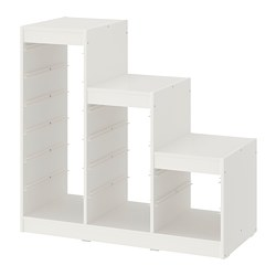 TROFAST - 櫃框, 白色 | IKEA 香港及澳門 - PE701352_S3