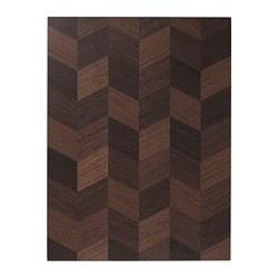 HASSLARP - 櫃門, 褐色 圖案 | IKEA 香港及澳門 - PE796312_S3