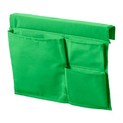 STICKAT - 床邊貯物袋, 綠色   IKEA 香港及澳門 - PE701433_S3