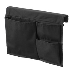 STICKAT - bed pocket, black | IKEA Hong Kong and Macau - PE701435_S3