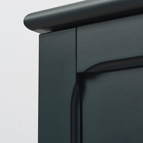 LOMMARP - 玻璃門貯物櫃, 深藍綠色 | IKEA 香港及澳門 - PE742811_S4