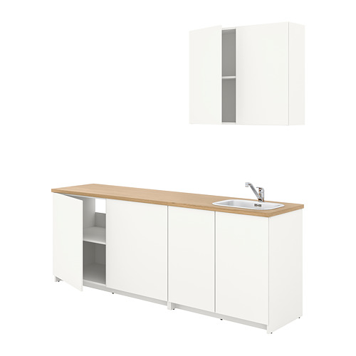 KNOXHULT - kitchen, white | IKEA Hong Kong and Macau - PE742817_S4