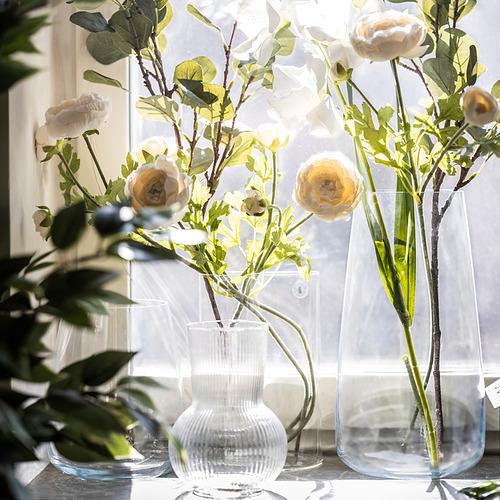 BERÄKNA - 花瓶, 淺灰色 | IKEA 香港及澳門 - PE841554_S4