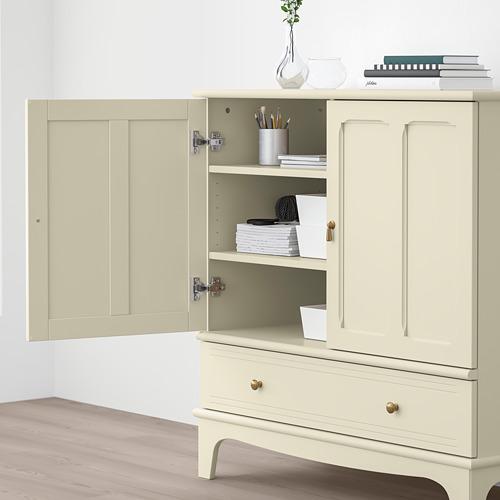 LOMMARP - 貯物櫃, 淺米黃色 | IKEA 香港及澳門 - PE742823_S4