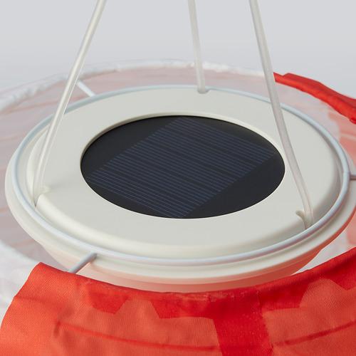 SOLVINDEN - 太陽能LED吊燈, 白色 橙色/戶外 球形 | IKEA 香港及澳門 - PE796665_S4