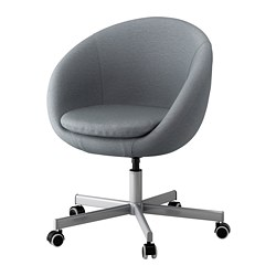SKRUVSTA - swivel chair, Vissle grey | IKEA Hong Kong and Macau - PE654328_S3