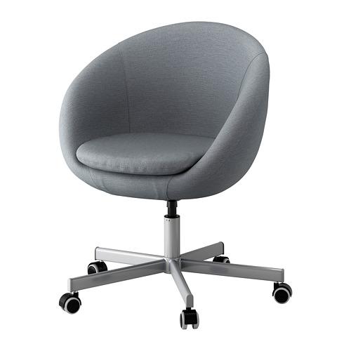 SKRUVSTA - swivel chair, Vissle grey | IKEA Hong Kong and Macau - PE654328_S4