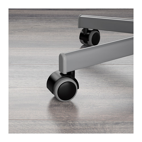 SKRUVSTA - swivel chair, Vissle grey | IKEA Hong Kong and Macau - PE654326_S4