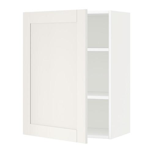 METOD - wall cabinet with shelves, white/Sävedal white   IKEA Hong Kong and Macau - PE528804_S4