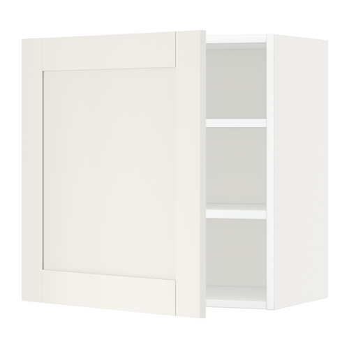 METOD - 吊櫃連層板, 白色/Sävedal 白色 | IKEA 香港及澳門 - PE528877_S4