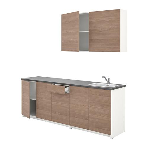 KNOXHULT - kitchen, wood effect grey   IKEA Hong Kong and Macau - PE742903_S4