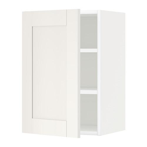 METOD - 吊櫃連層板, 白色/Sävedal 白色 | IKEA 香港及澳門 - PE528922_S4