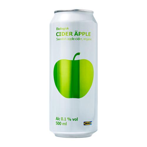 CIDER ÄPPLE apple cider 0.1%