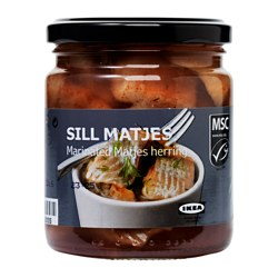 SILL MATJES - 希靈魚柳(香草醋味)   IKEA 香港及澳門 - PE594197_S3