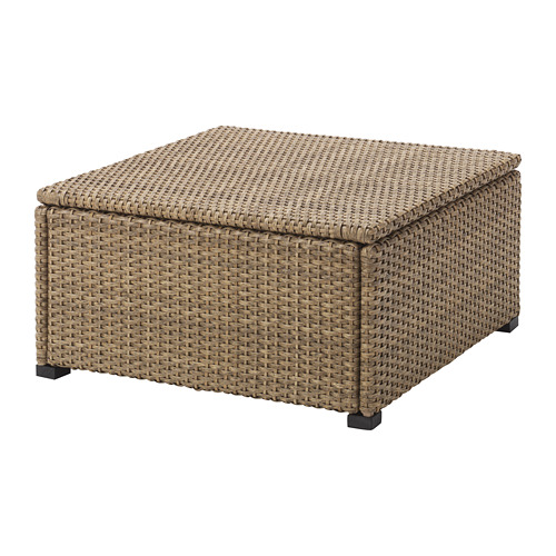SOLLERÖN - stool, outdoor, brown | IKEA Hong Kong and Macau - PE701718_S4