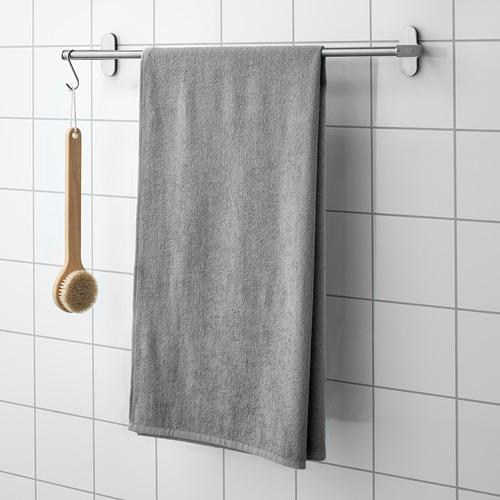 KORNAN - 浴巾, 灰色 | IKEA 香港及澳門 - PE751877_S4