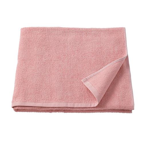 KORNAN - 浴巾, 粉紅色   IKEA 香港及澳門 - PE751881_S4