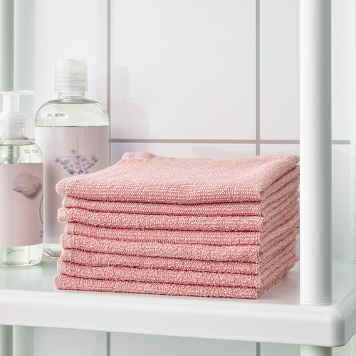 KORNAN - 面巾, 粉紅色   IKEA 香港及澳門 - PE751910_S4