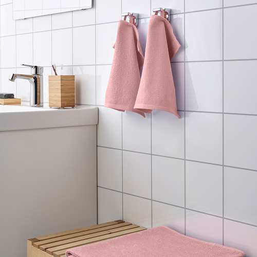 KORNAN - 面巾, 粉紅色   IKEA 香港及澳門 - PE751911_S4