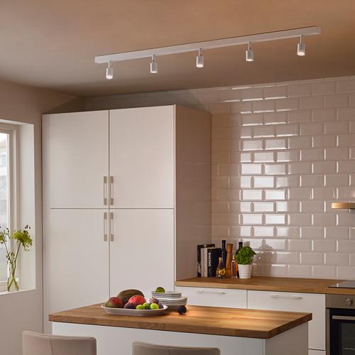 BÄVE - 五頭LED天花燈, 白色 | IKEA 香港及澳門 - PE742943_S4