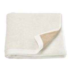 HIMLEÅN - 浴巾, 米黃色/混色 | IKEA 香港及澳門 - PE742953_S3