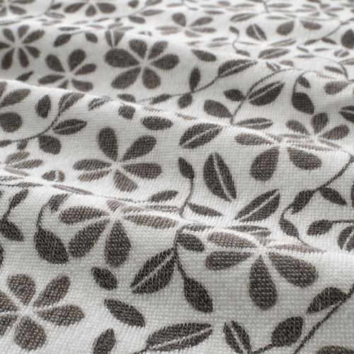 JUVELBLOMMA - 浴巾, 白色/灰色 | IKEA 香港及澳門 - PE743013_S4