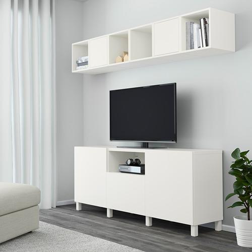 EKET/BESTÅ - 電視貯物組合, white   IKEA 香港及澳門 - PE641744_S4