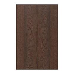SINARP - 2-p door f corner base cabinet set, brown | IKEA Hong Kong and Macau - PE796894_S3