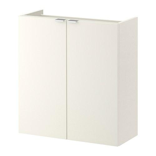LILLÅNGEN - 雙門洗手盆櫃, 白色 | IKEA 香港及澳門 - PE277855_S4