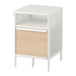 BEKANT - 貯物架, 網狀 白色 | IKEA 香港及澳門 - PE701837_S3