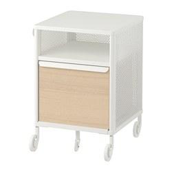 BEKANT - 活動貯物組合, 網狀 白色 | IKEA 香港及澳門 - PE701894_S3