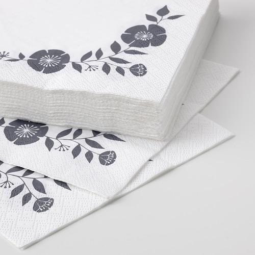 ROSENHÄTTA - paper napkin, assorted colours | IKEA Hong Kong and Macau - PE796916_S4