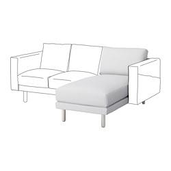 NORSBORG - 躺椅組合, Finnsta 白色/金屬 | IKEA 香港及澳門 - PE654609_S3