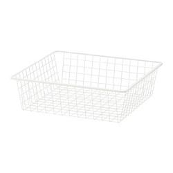 HJÄLPA - 鋼條籃, 白色 | IKEA 香港及澳門 - PE701945_S3