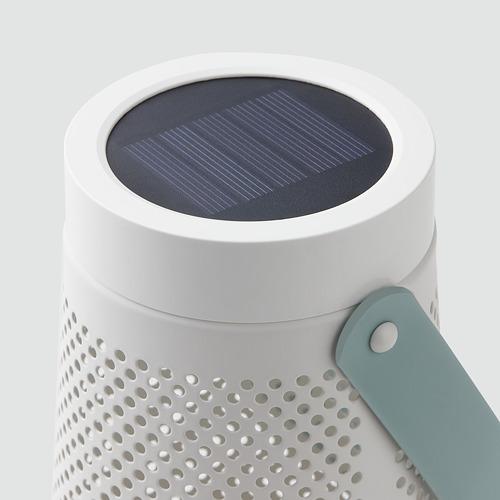 SOLVINDEN - 太陽能LED座檯燈, 圓錐形 白色 | IKEA 香港及澳門 - PE796955_S4