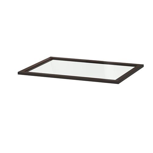 KOMPLEMENT - 玻璃層板, 棕黑色 | IKEA 香港及澳門 - PE702045_S4
